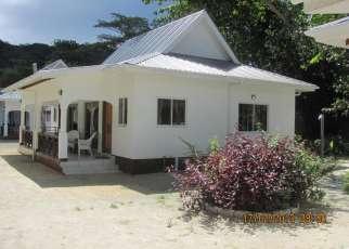 Villa Veuve Seszele, Wyspa la Digue, La Digue