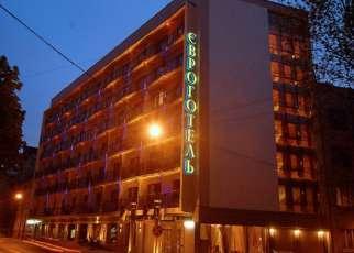 Eurohotel Ukraina, Lwów