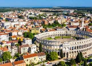 Wenecja, trufle, słońce w pełnej gracji Chorwacja, Wyc. objazdowe
