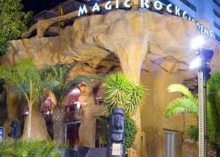 Magic Aqua Rock Gardens Hiszpania, Costa Blanca, Benidorm