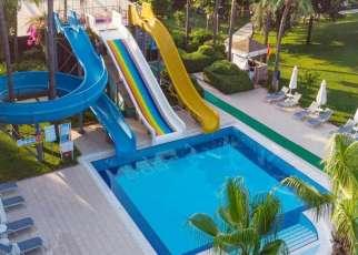 Insula Resort Turcja, Alanya, Konakli