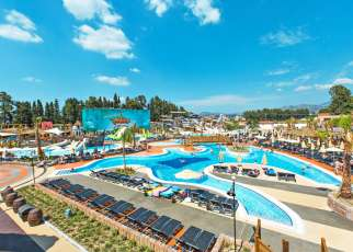 Atlantique Holiday Club Turcja, Kusadasi