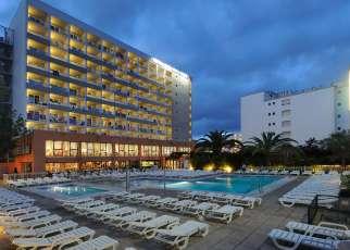 Santa Monica (Calella) Hiszpania, Costa Brava, Calella