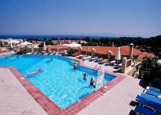 Daphne Holiday Club Grecja, Chalkidiki, Hanioti