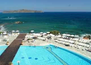Panorama (Kato Galatas) Grecja, Kreta, Kato Galatas