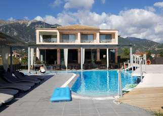 Armonia Grecja, Lefkada, Nidri