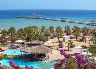 Amwaj Blue Beach Abu Soma Resort & Spa Egipt, Hurghada, Soma Bay
