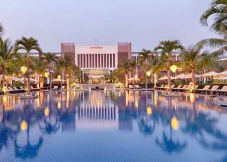 Sunrise Hoi An Beach Resort Wietnam, Wybrzeże Morza Południowochińskiego, Hoi An