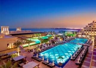 Rixos Bab al Bahr Emiraty Arabskie, Ras Al Khaimah, Marjan Island