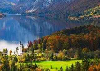 Od Alp do Adriatyku - Słowenia i Austria Austria, Wyc. Objazdowe, Wyc. objazdowe