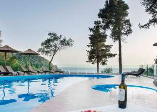 Blue Princess Beach (ex. Elly Beach) Grecja, Korfu, Liapades