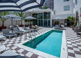 Clinton South Beach STANY ZJEDNOCZONE, FLORYDA, Miami Beach