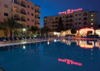 Crown Resort Elamaris Cypr, Ayia Napa, Protaras