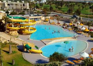 Houda Golf & Beach Club Tunezja, Monastir