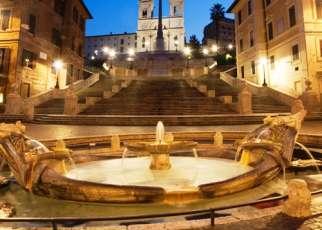 Zimowa Magia Rzymu Włochy, Rzym