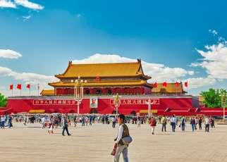 Chińska Legenda Chiny, Wyc. objazdowe