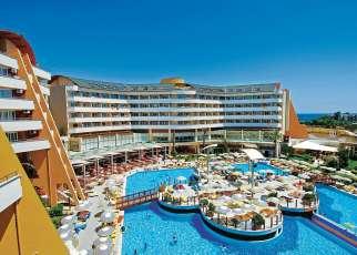 Cooee Alaiye Resort Spa Turcja, Alanya, Avsallar