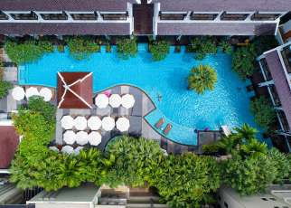 Centara Anda Dhevi Resort & Spa Tajlandia, Wybrzeże Andamańskie, Ao Nang