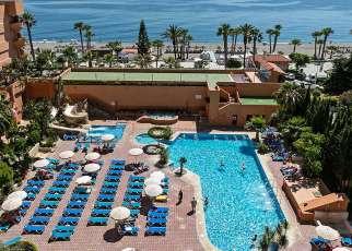Almunecar Playa & Spa Hiszpania, Costa del Sol, Almuñécar