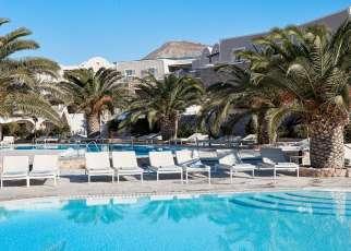 Santo Miramare Resort Grecja, Santorini, Agios Georgios