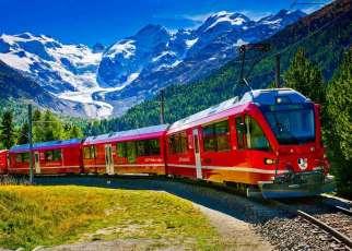 Szwajcaria - ogromne piękno w miniaturze Szwajcaria, Wyc. objazdowe