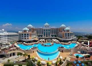 Litore Resort Hotel & Spa Turcja, Alanya