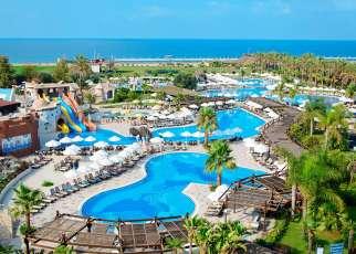 lti Serra Resort Turcja, Side, Kizilot