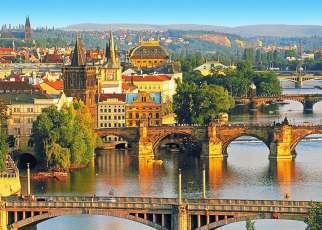 Moja Praga Czechy, Praga