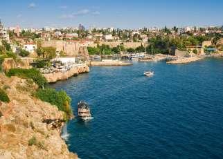 Wybrzeże Likijskie Turcja, Wyc. objazdowe