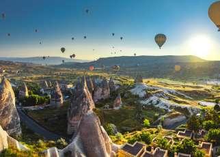 Fascynująca Kapadocja Turcja, Wyc. objazdowe