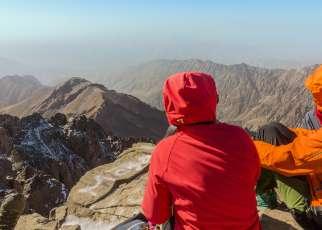 Dzebel Tubkal Maroko, Active Travel