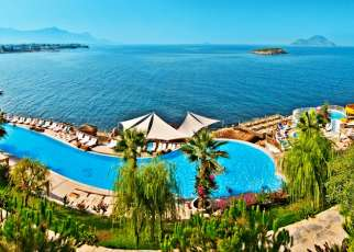 Kadikale Resort Spa & Wellness Turcja, Bodrum, Turgutreis
