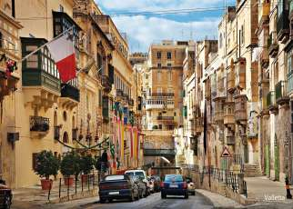 Śródziemnomorska Księżniczka Malta, Wyc. objazdowe