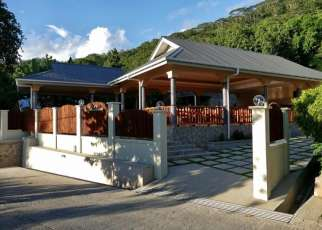Bernique Guesthouse Seszele, Wyspa la Digue, La Digue