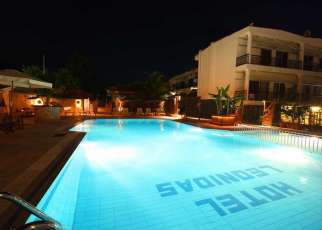 Leonidas Apartments Grecja, Chalkidiki, Moles Kalives