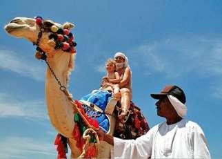Sfinks - program z rejsem po Nilu (RMF) Egipt, Wyc. objazdowe