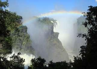RPA - Zimbabwe (Wodospady Wiktorii) - Botswana Republika Południowej Afryki, Wyc. objazdowe