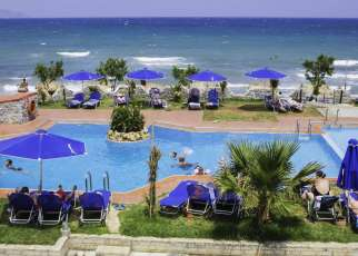Mari Beach Grecja, Kreta, Kavros