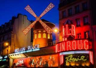 Paryż - stolica Europy Francja, Paryż