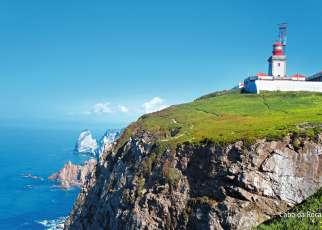 Na zachodnim krańcu Europy Portugalia, Wyc. objazdowe