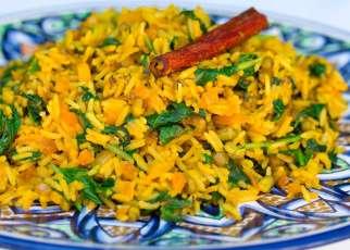 Kulinarne Indie Indie, Wyc. objazdowe