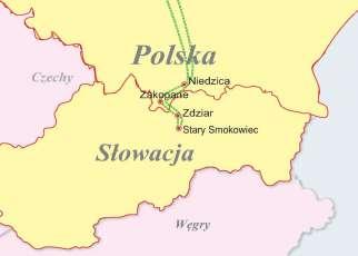 Tatrzańskie uroki - Polska, Słowacja Polska, Wyc. objazdowe
