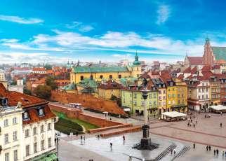 Sen o Warszawie Polska, Wyc. objazdowe