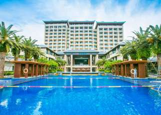 Sanya Jinghai Resort Chiny, Hainan, Sanya