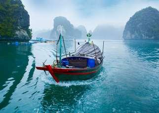 Chiny i Wietnam Chiny, Wyc. objazdowe