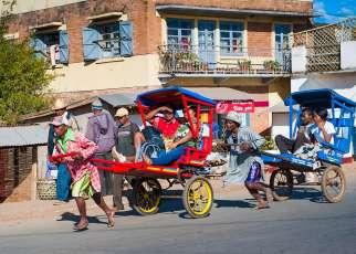 Niezwykły Madagaskar i bajeczny Mauritius Madagaskar, Wyc. objazdowe