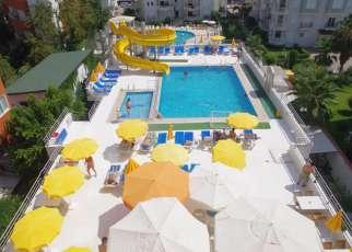 Emir Fosse Beach Turcja, Antalya
