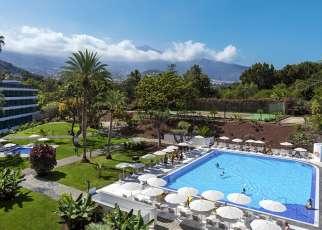 Taoro Garden Hiszpania, Teneryfa, Puerto de la Cruz