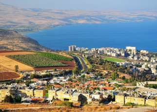 Izrael z Jordanią Jordania, Wyc. objazdowe