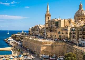 Malta - wyspiarskie państwo - miasto Malta, Wyc. Objazdowe, Wyc. objazdowe